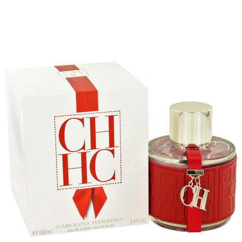 CH Carolina Herrera by Carolina Herrera Eau De Toilette Spray 3.4 oz (Women)