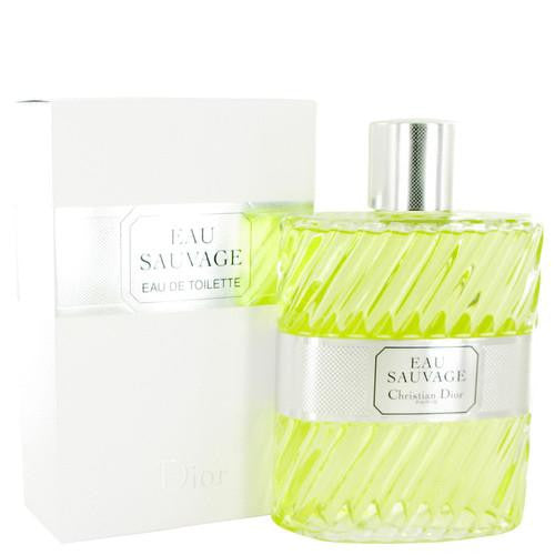 EAU SAUVAGE by Christian Dior Eau De Toilette 33.8 oz (Men)