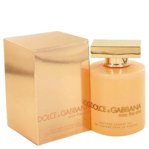 Rose The One by Dolce & Gabbana Shower Gel 6.8 oz (Women)