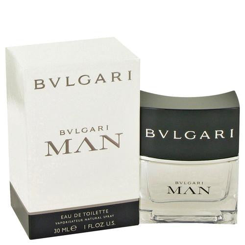 Bvlgari Man by Bvlgari Eau De Toilette Spray 1 oz (Men)