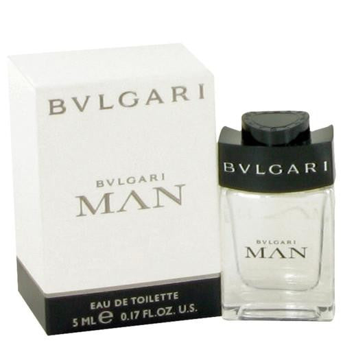 Bvlgari Man by Bvlgari Mini EDT .17 oz (Men)