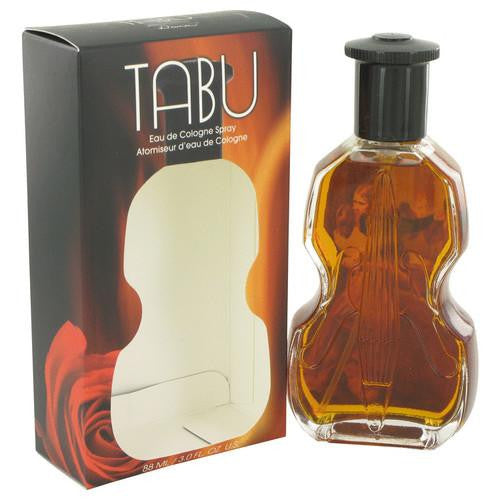 TABU by Dana Eau De Cologne Spray (Violin Bottle) 3 oz (Women)