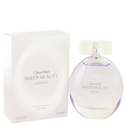 Sheer Beauty Essence by Calvin Klein Eau De Toilette Spray 3.4 oz (Women)