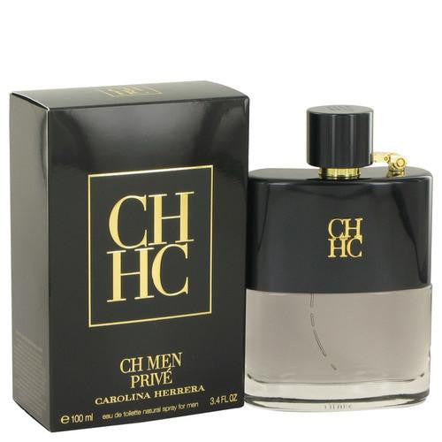 CH Prive by Carolina Herrera Eau De Toilette Spray 3.4 oz (Men)