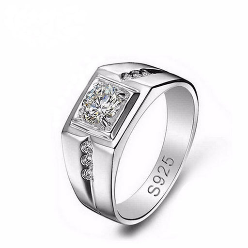 925 Sterling Silver Rings for Men