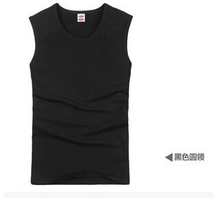 New Sleeveless Vest Mens Tank Tops
