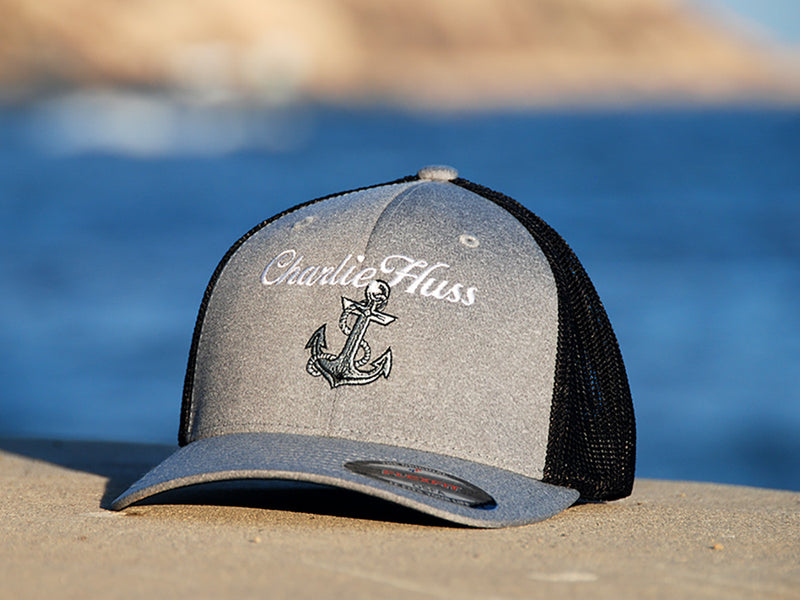 Charlie Huss Two Tone Snap Back Cap
