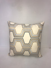 Patterned Square Pillow