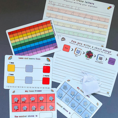 Mini Maths & Literacy Bundle Year 1