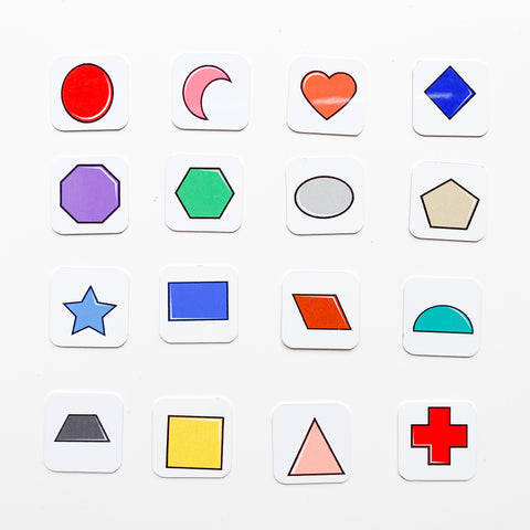 Colours Mat Token Sets