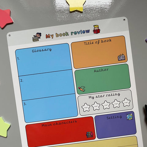 Book Review - Writing Practise KS2