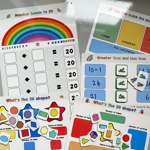 Year 2 Maths Bundle