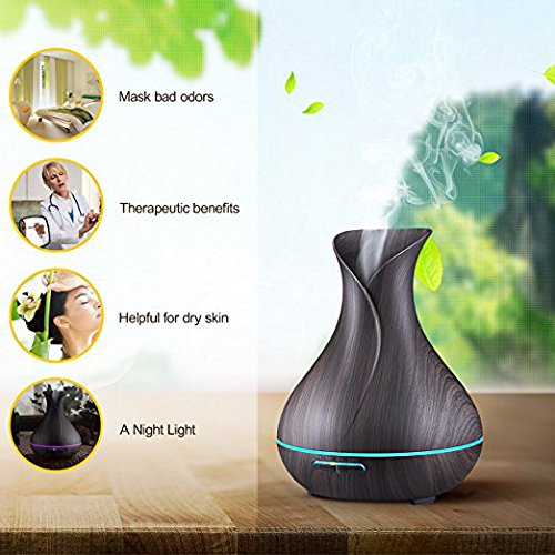 Aromatherapy Diffuser 400ml