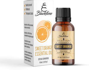 Sweet Orange Essential Oil - 10mL