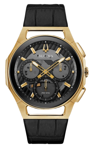 BULOVA 97A143 Mens Curv Watch