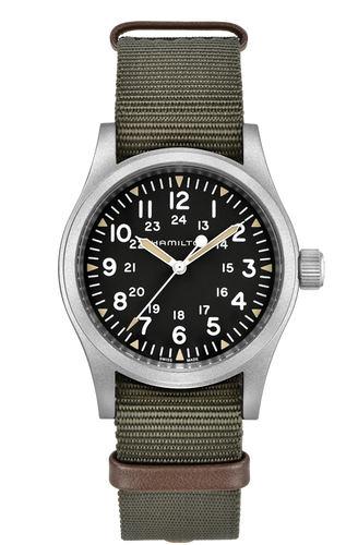 KHAKI FIELD MECHANICAL H6942993