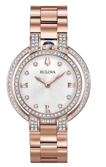 BULOVA 98R250 Women's Rubaiyat Watch