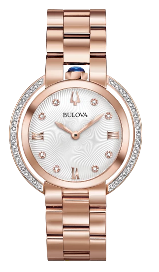 BULOVA 98R248 Women's Rubaiyat Watch