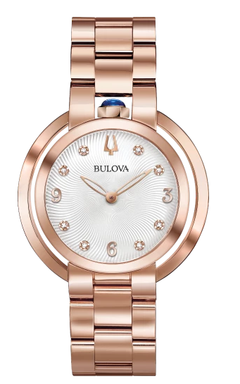 BULOVA 97P130 Women's Rubaiyat Watch