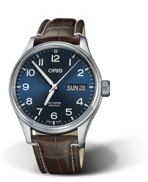 ORIS BIG CROWN PROPILOT BIG DAY DATE 01 752 7698 4065-07 1 22 72FC