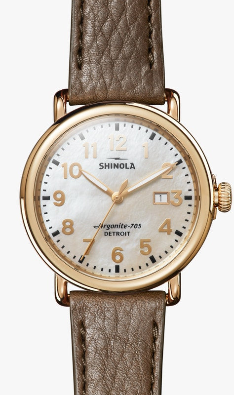 SHINOLA THE RUNWELL 41MM S0120089901
