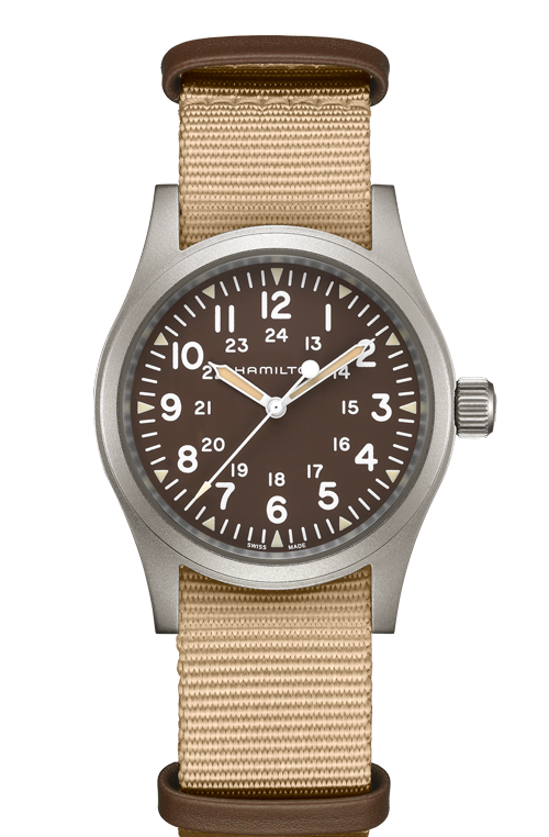 KHAKI FIELD MECHANICAL H69429901