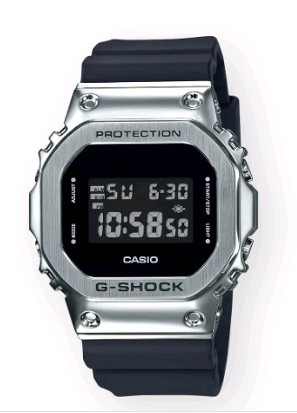 Casio G-Shock Digital GM5600-1