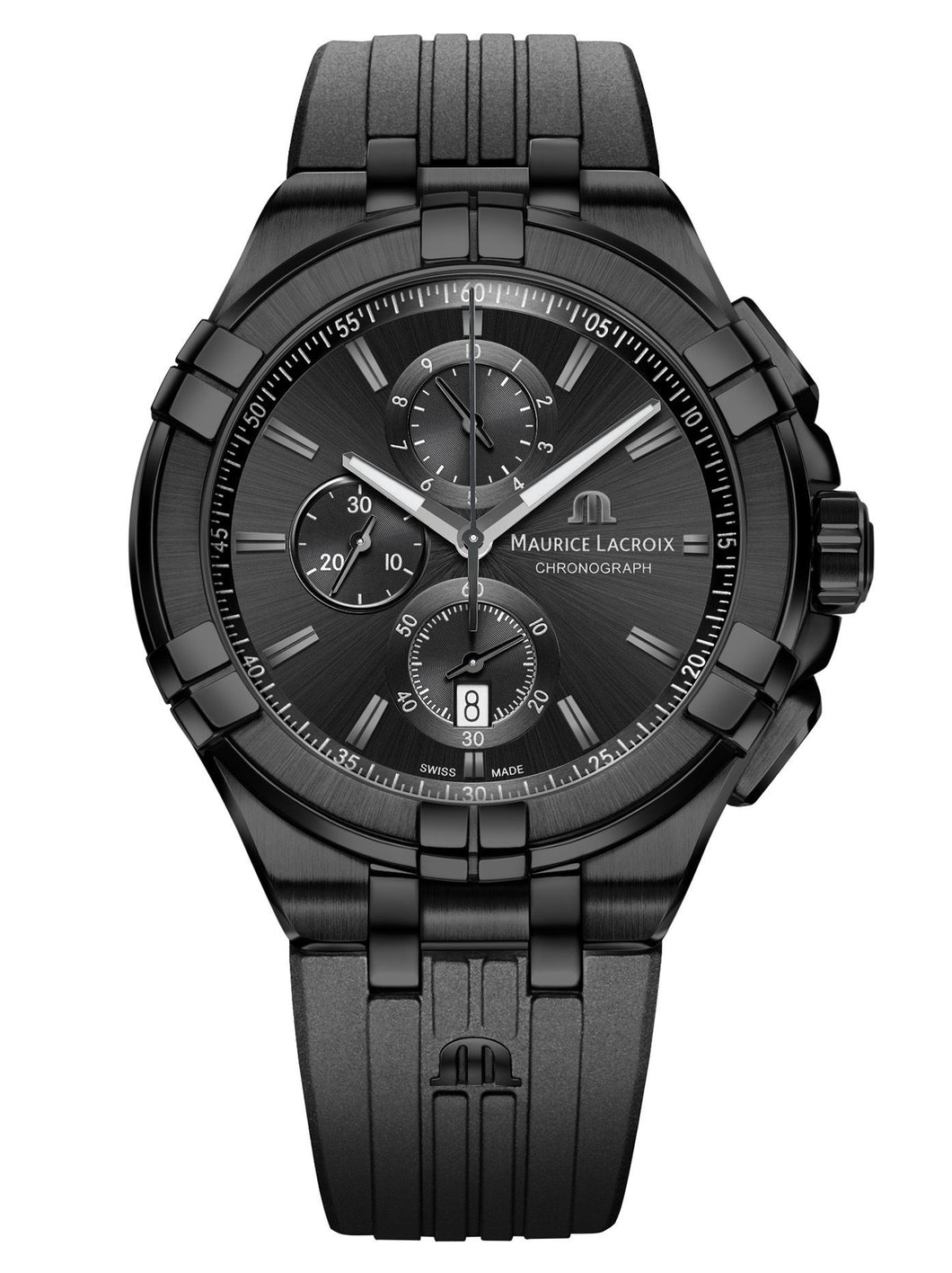AIKON Chronograph 44mm AI1018-PVB01-333-1