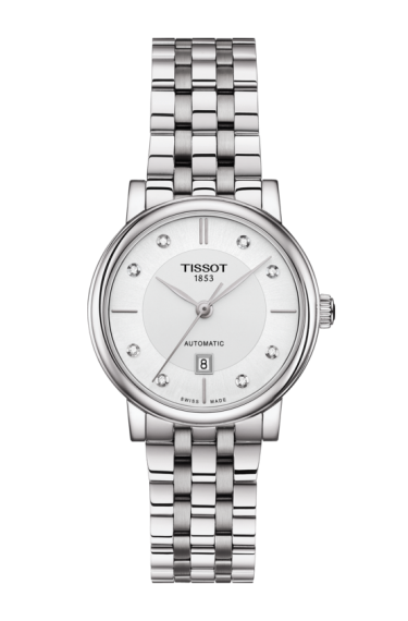 TISSOT CARSON AUTOMATIC LADY T1222071103600