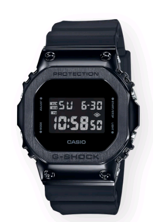 Casio G-Shock Digital GM5600B-1