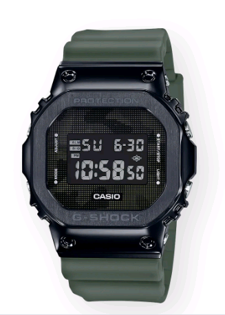 Casio G-Shock Digital GM5600B-3