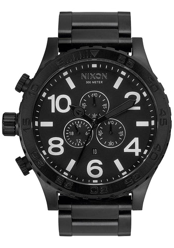 51-30 CHRONO , 51 MM All Black A083-001-00