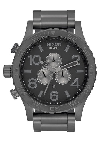 51-30 CHRONO , 51 MM All Gunmetal A083-632-00
