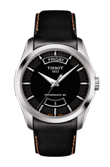 TISSOT COUTURIER POWERMATIC 80 T0354071605102