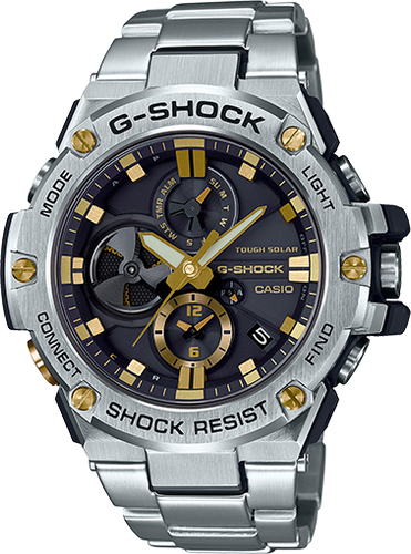 Casio G-Shock G-Steel GSTB100D-1A9