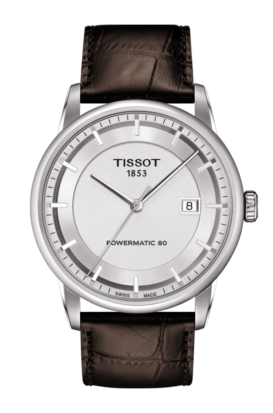TISSOT LUXURY POWERMATIC 80 T08640716031006