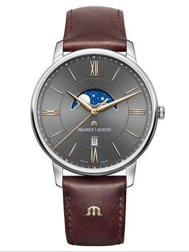 ELIROS Moonphase 40mm EL1108-SS001-311-1