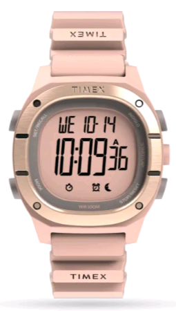 TIMEX Command™ LT Silicone Strap Watch TW5M35700 40mm