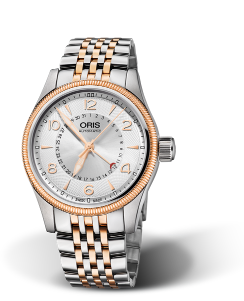 ORIS BIG CROWN POINTER DATE 01 754 7679 4361-07 8 20 32