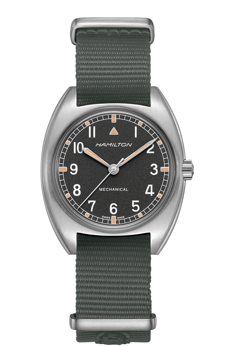 KHAKI AVIATION PILOT PIONEER MECHANICAL H76419931