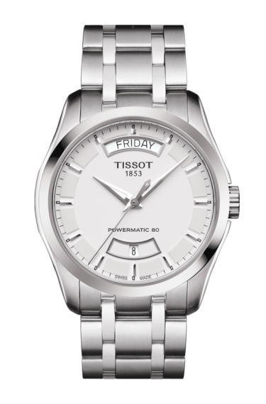 TISSOT COUTURIER POWERMATIC 80 T0354071103101