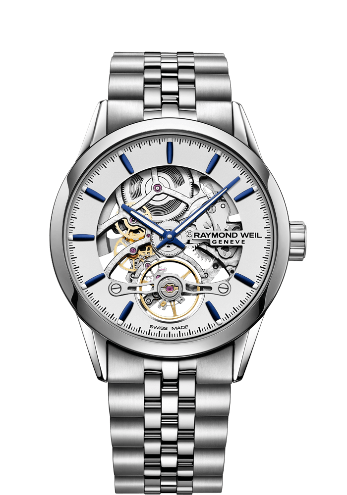 Freelancer Calibre RW1212 Skeleton Automatic Watch, 42mm 2785-ST-65001
