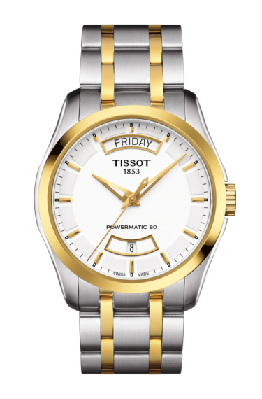 TISSOT COUTURIER POWERMATIC 80 T0354072201101