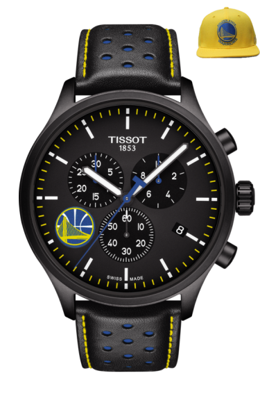 TISSOT CHRONO XL NBA GOLDEN STATE WARRIORS T116617360510