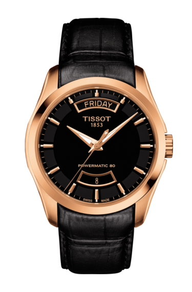 TISSOT COUTURIER POWERMATIC 80 T0354073605101
