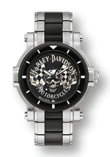 Harley-Davidson Medallion Collection 78A124
