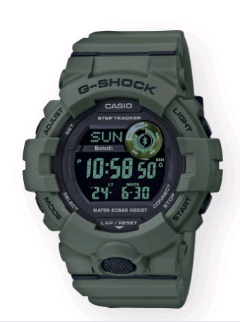 Casio G-Shock Digital GBD800UC-3