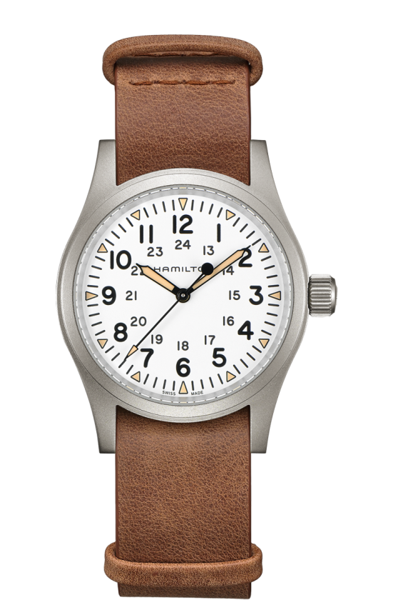 KHAKI FIELD MECHANICAL H69439511