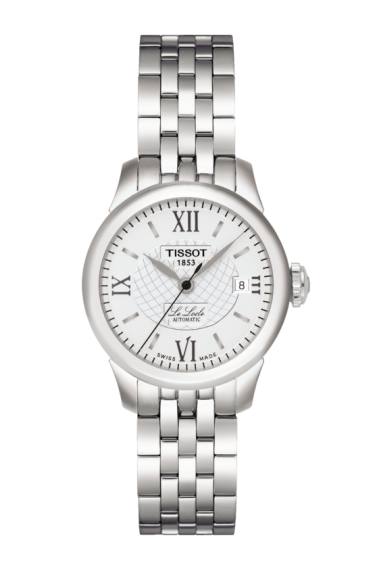 TISSOT LE LOCLE AUTOMATIC LADY T411183334