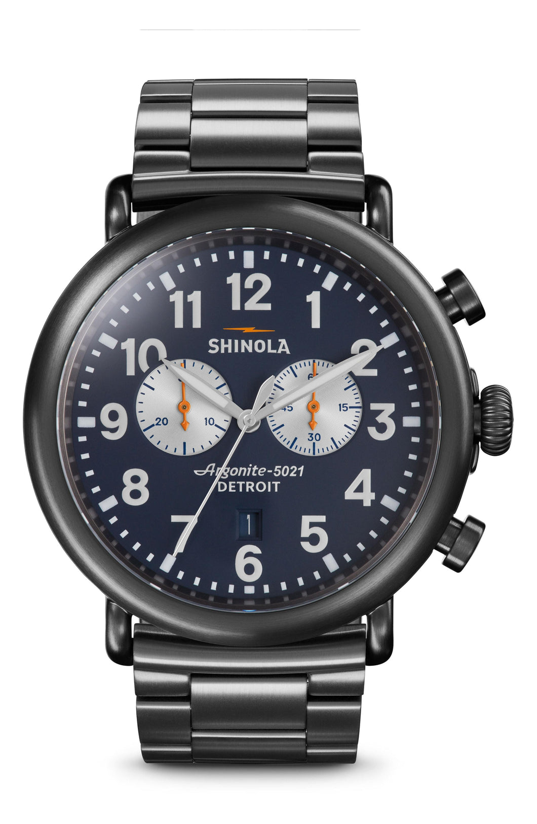 SHINOLA THE RUNWELL CHRONOGRAPH 47MM S0120062178